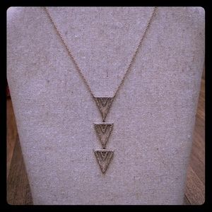 Reversible Rose Gold Necklace
